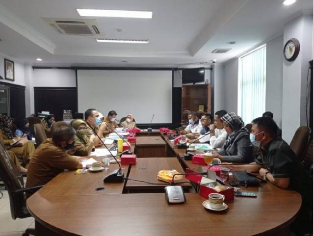 Komisi IV DPRD Pekanbaru Hearing RSIA Andini Bahas IPAL